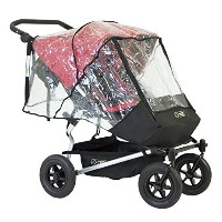 Mountain Buggy - MB1-S2SC - Protection Pluie et Vent - Transparent