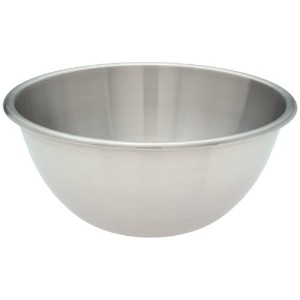 Amco 6.5-Quart Stainless Steel Mixing Bowl by Amco