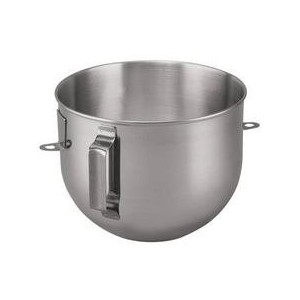 KitchenAid kn25nsf 5-quart stainless-steel Commercial Mixing Bowl withハンドル