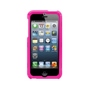 Trident Case Apollo Series Protective for iPhone 5 - Retail Packaging - Pink/Purple by Trident Case