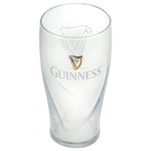 Guinness 20oz Gravity Pint Glass by Luminarc