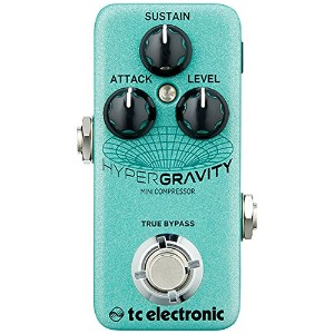 tc electronic HyperGravity Mini Compressor コンプレッサー ギターエフェクター