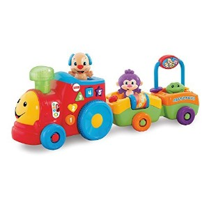 Japan Toy Car Model - Fisher-Price smiling! Learning smart stage Bilingual Kikansha (CJY20) *AF27* ...
