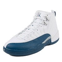 AIR JORDAN 12 RETRO 'FRENCH BLUE' -130690-113 - SIZE 8