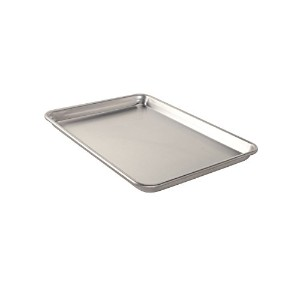 Nordic Ware Natural Aluminum Commercial Baker's Jelly Roll Baking Sheet by Nordic Ware