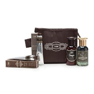 SABON Gentleman Travel Bag, Patchouli Citrus [並行輸入品]