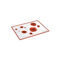 Poppy Chopping Board - Medium 8x11 by Charles Viancin