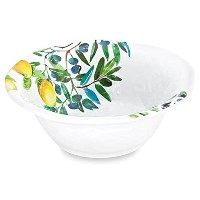 Michel Design WorksメラミンServing Bowl、M、Tuscan Grove