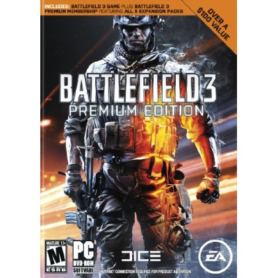 Battle Field 3 Premium Edition (輸入版) PC