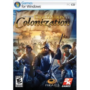 Sid Meier's Civilization IV: Colonization (輸入版)