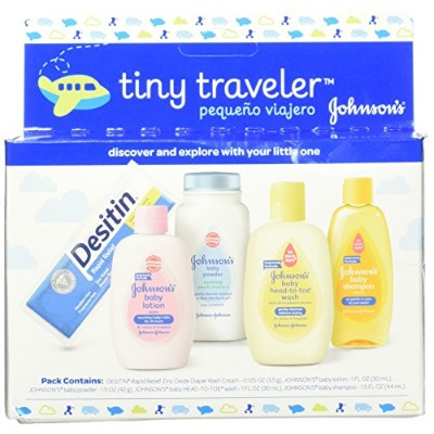 Johnson's Baby Take Along Pack by Johnson's
