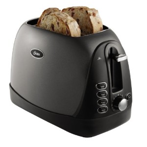 Oster オスター Jelly Bean 2-Slice Toaster, Grey トースター 【並行輸入品】
