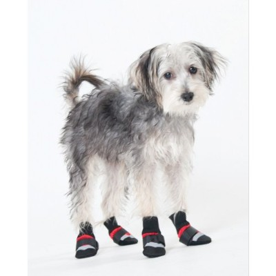Fashion Pet Lookin Good Extreme All Weather Boots for Dogs, X-Large, Red by Bradley Caldwell
