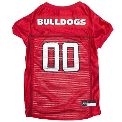 Georgia Bulldogs Pet Jersey XL