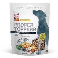 The Honest Kitchen Proper Toppers Grain Free Turkey Recipe for Pet Dog Food 14z