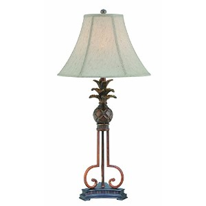 Lite Source LS-22407 Aloha Table Lamp, Aged Bronze by Lite Source
