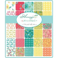 Acreage Charm Pack By Shannon Gillman Orr; 42 - 5 Precut Fabric Quilt Squares by moda