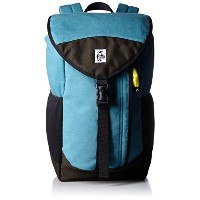 [チャムス] CHUMS デイパック Book Pack Sweat Nylon CH60-0680-A041-00 A041 (Turquoise/Brown)