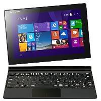 Lenovo タブレット 2in1 パソコン Miix 3 80HV0055JP/Microsoft Office Home & Business 2013搭載/2GB/64GB/Windows 8...