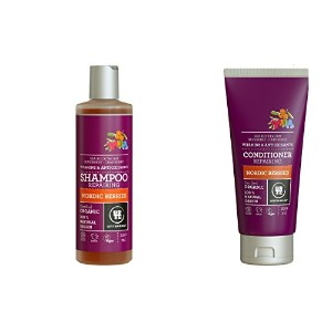 Urtekram Repairing Nordic Berries Shampoo and Conditioner