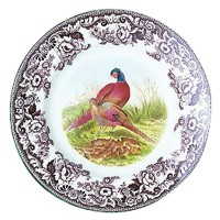 Spode Woodland Pheasant Salad Plate by Spode