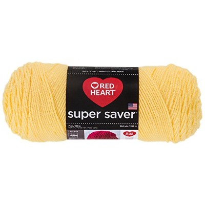 Coats Yarn RED HEART super saver 毛糸 極太 イエロー系 198g 約333m