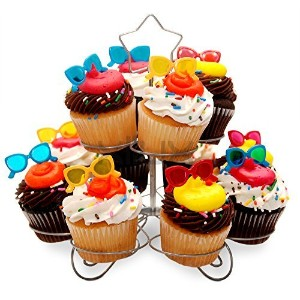Cupcake Stand for 12 Desserts by Xilux
