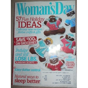 Woman's Day Magazine (December 2013) - Holiday Ideas by Woman's Day