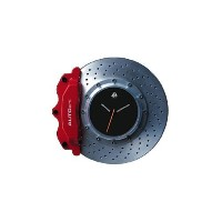 Auto Art Racing Brake Disc Wall Clock by AutoArt [並行輸入品]