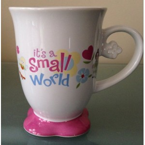 """""""It's a Small World"""" Ceramic Mug - Disney Parks Exclusive & Limited Availability [並行輸入品]"""