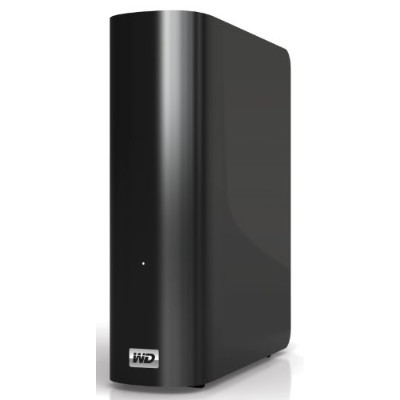 WD My Book Essential 2.0TB (USB3.0/2.0互換) バックアップソフト搭載 WDBACW0020HBK-JESN