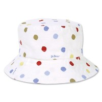 Trend Lab Dr. Seuss Bucket Hat, One Fish, Two Fish, Red Fish, Blue Fish, 2T by Trend Lab (English...