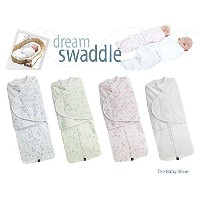 Dreamswaddle - Large Green Bubbles by Mum 2 Mum