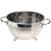 Norpro KRONA Stainless Steel 5 Quart Deep Colander by Norpro