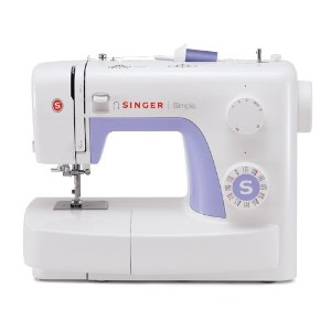 SINGER 3232 Simple Sewing Machine with Automatic Needle Threader by Singer