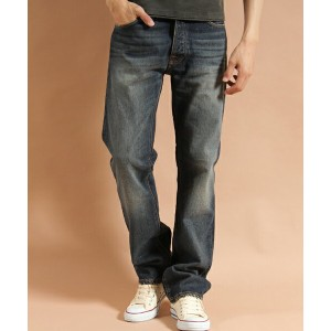 【Nudie Jeans(ヌーディージーンズ)】LOOSE LEIF COMPACT VINTAGE デニムパンツ