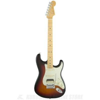 Fender USA American Elite Stratocaster HSS ShawbuckerMaple Fingerboard, 3ColorSunburs《エレキギター...