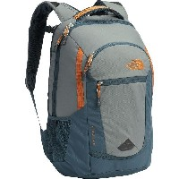 (取寄)ノースフェイス ピボッター 27L バックパック The North Face Men's Pivoter 27L Backpack Sedona Sage Grey/Conquer Blue