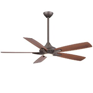 Minka-Aire F1000-ORB, Dyno, 52 Ceiling Fan, Oil Rubbed Bronze by Minka-Aire