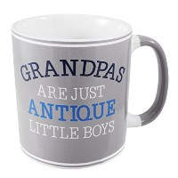 Grandpas Are JustアンティークLittle Boysコーヒーマグ – 20 oz
