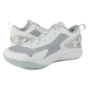 Under Armour Clutchfit Drive 2 Lowメンズ White/Metallic Siver アンダーアーマー ステフィン・カリー2 Stephen Curry バッシュ