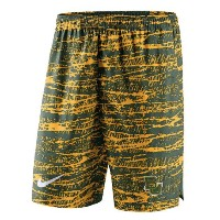 Baylor Bears Nike Shield Performance Shorts メンズ Green NCAA ナイキ バスパン カレッジ