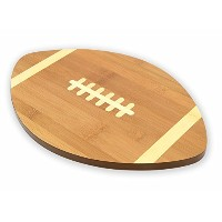 Brownlow Kitchen 57600 Football Shaped Bamboo Cutting Board by Brownlow Kitchen