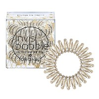 Invisibobble Original - The Traceless Hair Ring - Bronze Me Pretty - 3 Pack [並行輸入品]