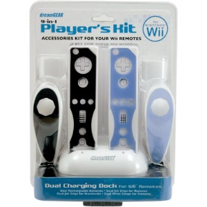Wii 9 in 1 Player's Kit (輸入版)