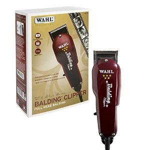 Wahl Professional Balding Clipper - US 110 VOLT - TRANSFORMER REQUIRED FOR INTERNATIONAL USE