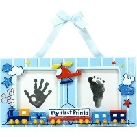 Disney Baby's First Prints Kit - Boy by Disney