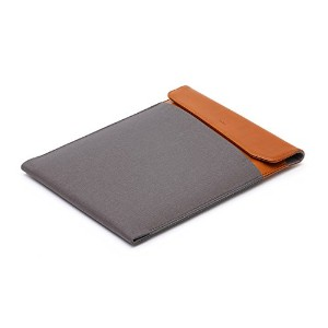 "Bellroy Laptop Sleeve Extra 15"" Warm Grey - Woven"