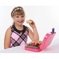 Leakproof Bento Box with Removable 4 Section Tray | Nontoxic, Easy to Clean, for Kids & Adults | 16...