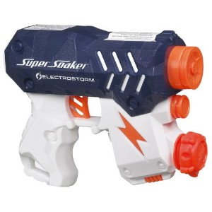 Nerf 電動水鉄砲 スーパーソーカー エレクトロストーム パワーソーク Nerf Super Soaker Electro Storm Power-Soak [並行輸入品]
